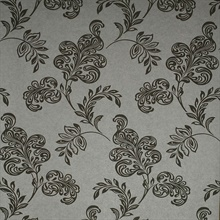 Karimah Pewter Jacobean Wallpaper