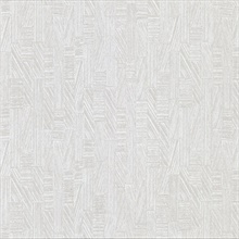 Kensho Off-White Parquet Wood