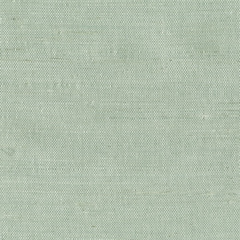 Kimi Light Green Grasscloth