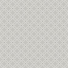 Kinetic Grey Geometric Floral