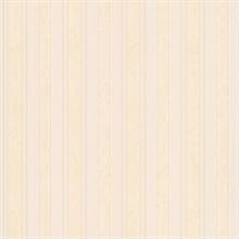 Kingsbury Cream Satin Stripe