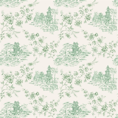 Laure Green Toile