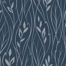 Leaf Silhouette Wallpaper