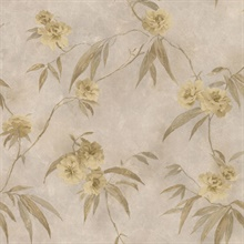 Liang Olive Chinese Floral