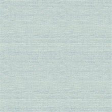Lilt Teal Faux Grasscloth