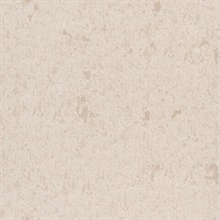 Lina Taupe Crushed Velvet Wallpaper