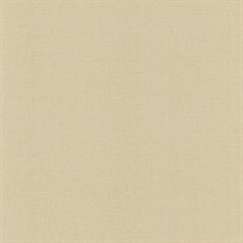 Lino Khaki Fabric Texture Wallpaper