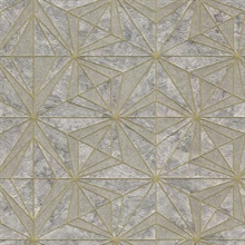 Los Cabos Lavender Marble Geometric Wallpaper