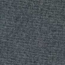 Louis Charcoal Weathered Faux Linen Commercial Wallpaper