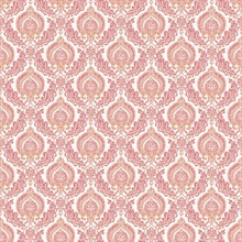 Lulu Rose Damask
