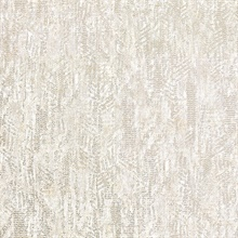 Luster White Distressed Texture Wallpaper
