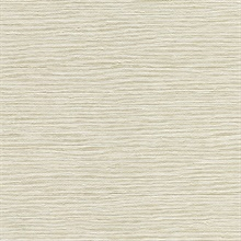 Mabe Ivory Faux Grasscloth