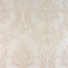 Maizey Cream Damask