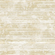 Makayla Apricot Stripe Wallpaper