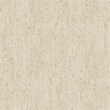 Malawi Beige Leather Texture Wallpaper