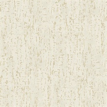 Malawi Cream Leather Texture Wallpaper