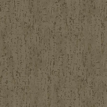 Malawi Taupe Leather Texture Wallpaper