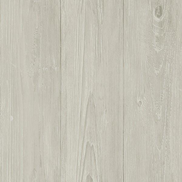 3113 64229 Mapleton Light Grey Faux Wood Wallpaper