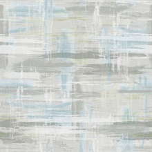 Marari Slate Distressed Texture Wallpaper