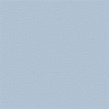 Marblehead Bluebell Textured Crosshatched Wallpaper