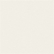 Marblehead Bone Textured Crosshatched Wallpaper
