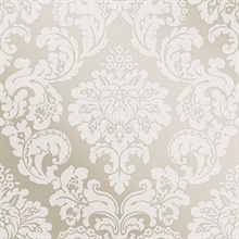 Margot Bronze Damask