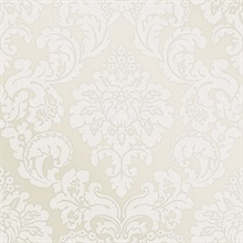 Margot Cream Damask