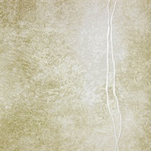 Matera Champagne Fur Line Wallpaper