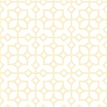 Maze Yellow Tile Wallpaper