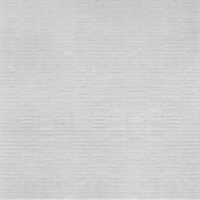 Mica Slat Mercury Glass Type II 20oz Wallpaper