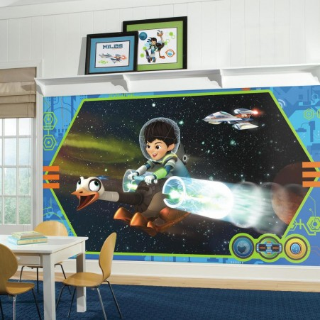 Miles From Tomorrowland XL Wallpaper Mural