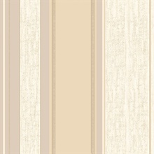 Mirabelle Cream Stripe