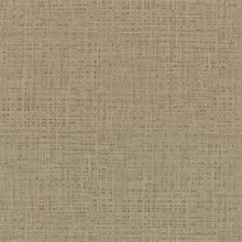 Montgomery Brass Faux Grasscloth Vinyl Wallpaper
