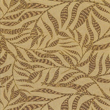 Montrose Coffee Leaves Wallpaper
