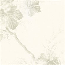 Napa Valley Ghost Grape Toile