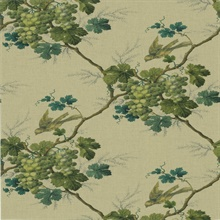 Napa Valley Sage Grape Toile