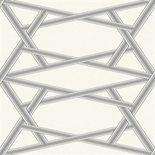Neutral Geometric Rectangles Wallpaper