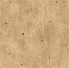Neutral Heritage Star Wallpaper
