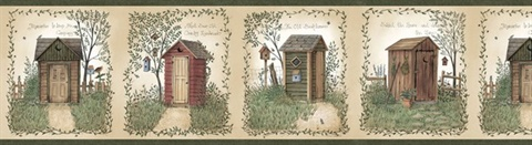 Neutral Outhouses Border