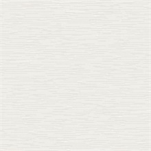 Neutral & White Event Horizon Horizontal Metallic Lines Wallpaper