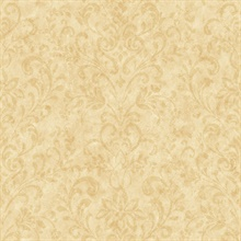 Neutrals Country Damask Wallpaper