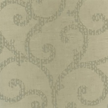Neutrals Davino Scroll
