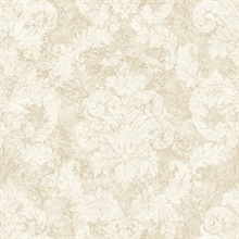 Neutrals Dreamy Damask