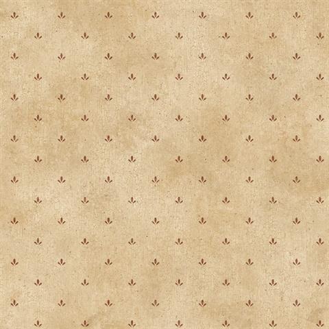 FFR66411   Neutrals Paw Print Wallpaper