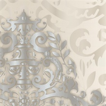 Neutrals Sugdin Damask