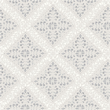Nyborg Taupe Ornamental Geometric Wallpaper