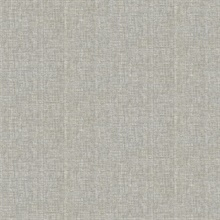 Oasis Grey Linen Wallpaper
