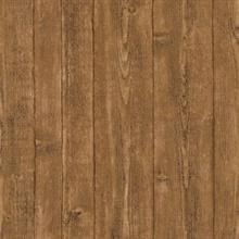 Orchard Brown Wood Panel
