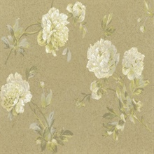 Organic Cork Prints Whitworth Peony