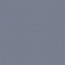 Oriel Denim Fine Linen Wallpaper
